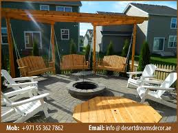 Swing Pergola by Wooden Pergola Swings Wooden Pergola Shades With Swings