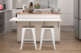 Counter Stool Backless Dhp Furniture Fusion 24 U0027 Metal Backless Counter Stool