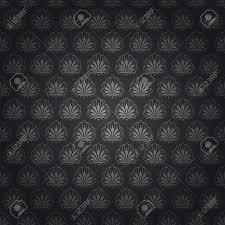beautiful dark grey seamless tile vintage wallpaper design stock