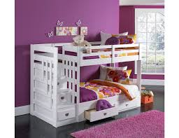 The Santa Fe Collection Staircase Bunk Bed Bunk Bed And Staircases - The brick bunk beds