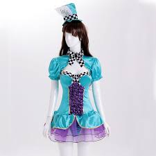 Mad Hatter Halloween Costume Mad Hatter Costumes Promotion Shop Promotional Mad Hatter