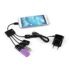 Usb Hub Best Micro Usb Otg 4 Port Usb Hub Charging Cable For Samsung