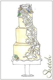 cake design sketches google search weesie u0027s cupboard