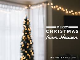 merry christmas from heaven merry christmas from heaven