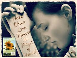 hope when life hurts the prayer of hannah