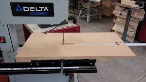 Delta Shopmaster Table Saw Band Saw Circle Cutting Jig By Ca8920 Lumberjocks Com