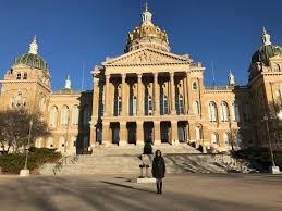 Iowa State Capitol by Iowa Drive Thru Capitol Visit U2013 Minnesotan On The Move
