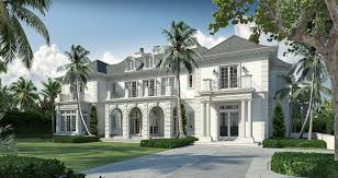 french style home design