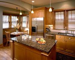 what color countertops go with brown cabinets baltic brown granite countertops texture and charm to the