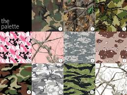 Color Blind Camouflage Camo Wedding Rings Camo Engagement Rings