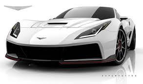 c7 corvette aftermarket official supervettes kit transforms c6 corvette into c7 sort of