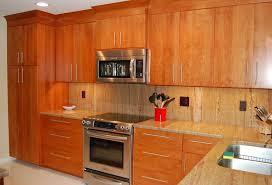Kitchen Cabinet Cherry Sofa Alluring Natural Cherry Kitchen Cabinets Sofa Natural