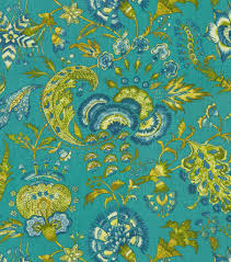 Williamsburg Home Decor Upholstery Fabric Williamsburg Grand Palampore Peacock Joann