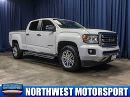 lifted white gmc 2016 gmc canyon lifted for sale 87 used cars from 19 101