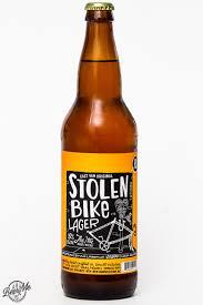 r u0026b brewing co u2013 stolen bike lager beer me british columbia