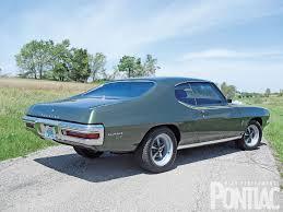 pontiac sports car 1970 pontiac lemans sport air force rod network