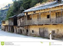 old spanish houses stock photo image 61342566