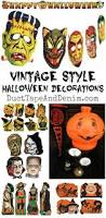 vintage halloween decorations vintage halloween decorations