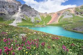 colorado lakes images What makes mountain lakes so blue outthere colorado jpg
