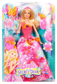 amazon barbie secret door princess alexa singing doll
