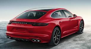 porsche red 2017 2017 panamera turbo executive by porsche exclusive