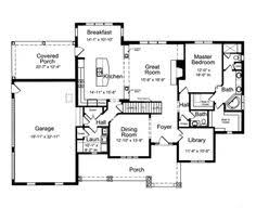 French Cottage Floor Plans Farmhouse Style House Plan 3 Beds 2 5 Baths 2355 Sq Ft Plan 901