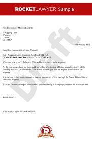 harsh collection letter template rent demand letter create a final rent arrears letter online