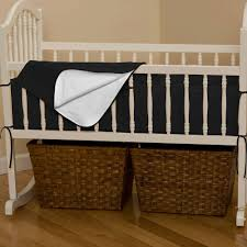Black Bedding Solid Black Cradle Bedding Carousel Designs