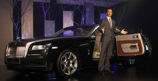 Rolls Royce Wraith Premieres In Maharashtra Composed By Management