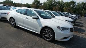 new 2018 acura tlx 3 5 v 6 9 at p aws with technology package 4dr