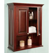 foremost hawthorne bathroom wall cabinet dark walnut hayneedle