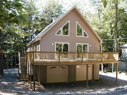 Chalet Style House by Chalet Style Modular Home Plans