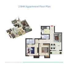 2bhk Floor Plan 2bhk Floor Plan Primarc