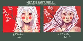 Draw It Again Meme - draw this again meme by bhakri on deviantart