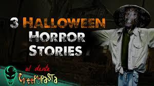 halloween scariest stories al dente creepypasta