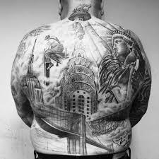 tattoos celebrating nyc u0027s greatest landmarks tattoodo
