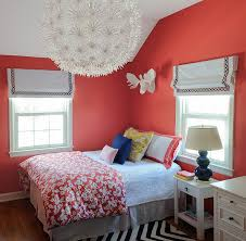 Paint Color Ideas For Your HomeBenjamin Moore Dark Salmon - Coral color bedroom
