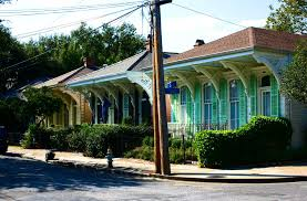 new orleans colorful houses my favorite bit of street bill chance