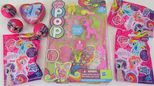 princess candy bags my pony mlp pop princess cadance blind bags squishy pops