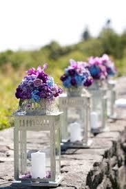 purple wedding decorations a magical wedding outdoor purple wedding reception ideas