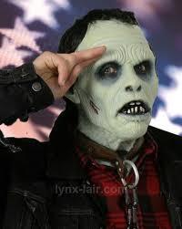Extreme Halloween Costumes Dead Bub Zombie Latex Costume Mask Ta305