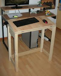Wooden Drafting Tables by Download Adjustable Drafting Table Plans Plans Free