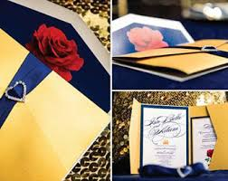 beauty and the beast wedding invitations beauty and the beast wedding invitations cloveranddot