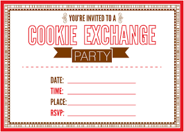 cookie exchange free collected