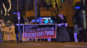 Honolulu City Lights Honolulu City Lights Christmas Public Workers Electric Light