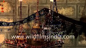 Selling Home Decor Gujarati Women Selling Hand Crafted Home Decor Items Rann Utsav