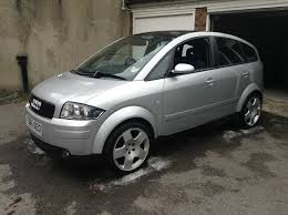 classified audi a2 1 4 tdi se y plate 2001 98k cluster