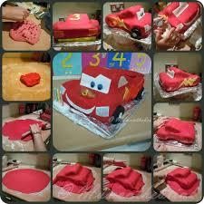 lightning mcqueen cake it s birthday party time the icing on the lightning mcqueen cake