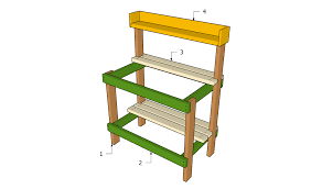 Inexpensive Potting Bench by How To Build Wooden Benches Kits Cool Teenage Rooms 2015