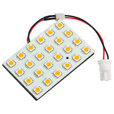 mengs t10 ba9s sv8 5 led car light with 3 adapters 24x 5050 smd